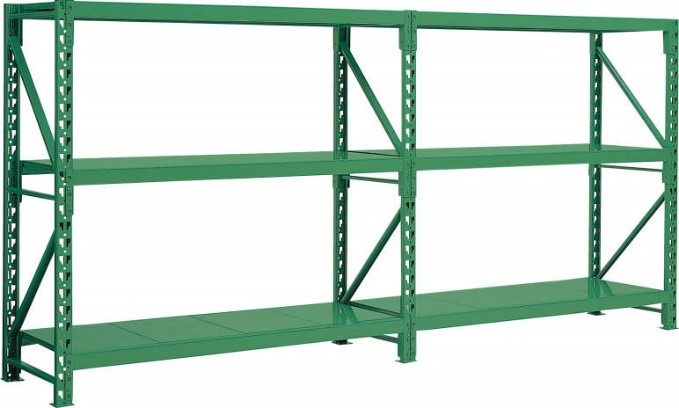 業務用スチールラック 重量ラックスチール棚