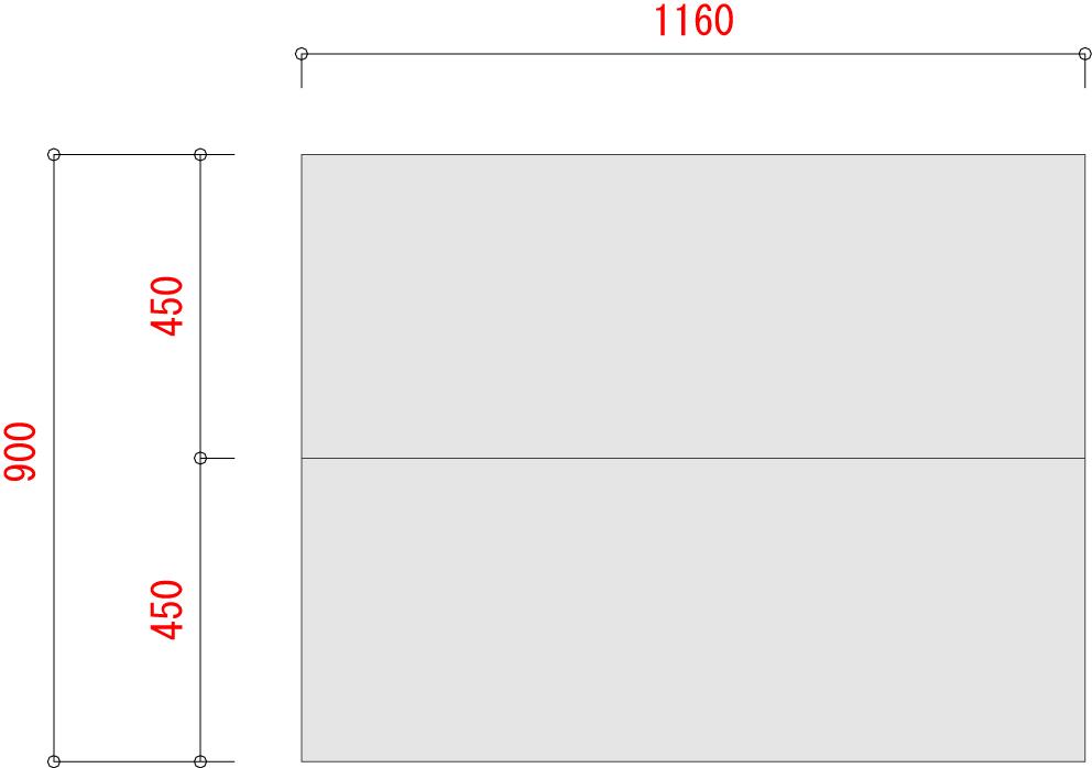 BL300-棚板寸法W1200XD900