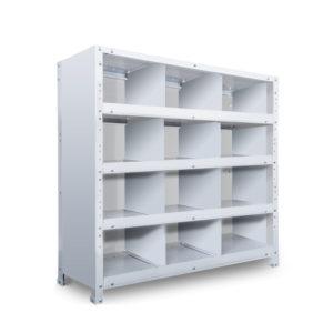 区分棚 横3 x 棚板4枚  高さ930 x 横幅900 x 奥行250