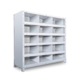 区分棚 横3 x 棚板5枚  高さ930 x 横幅900 x 奥行300