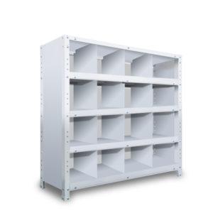 区分棚 横4 x 棚板4枚  高さ930 x 横幅900 x 奥行250