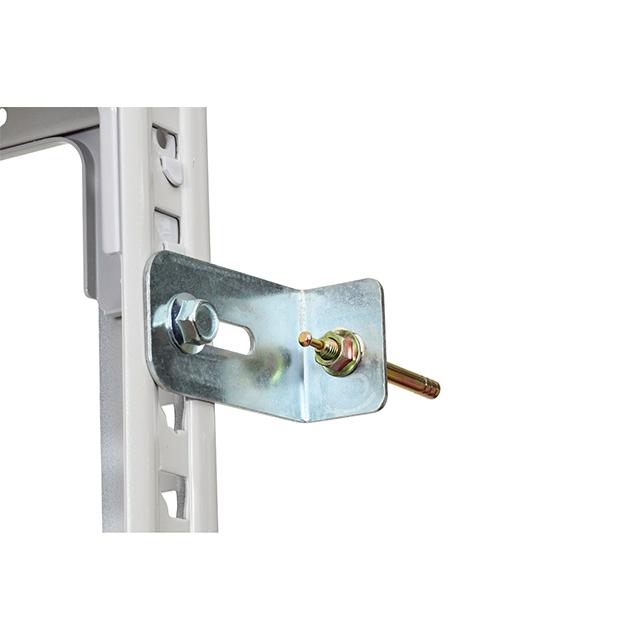 壁面固定用 転倒防止部材 2個セット