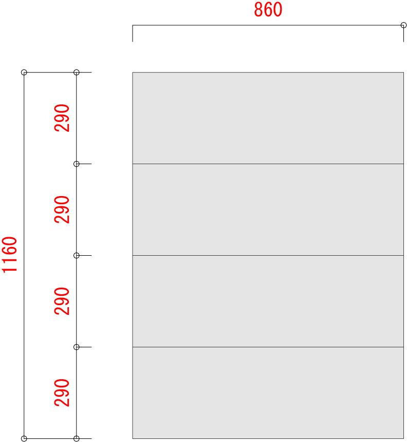 BO300-棚板寸法W900XD1200