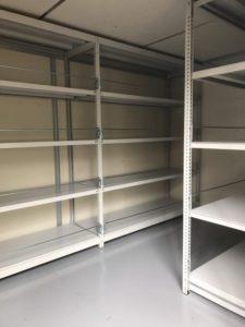 業務用スチールラック 中軽量棚を現地組立させていただきました@千葉県流山市2018年5月24日